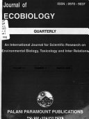 Journal of Ecobiology Book
