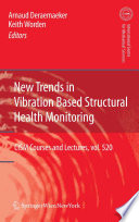 New Trends In Vibration Based Structural Health Monitoring Book PDF