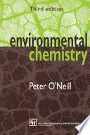 Environmental Chemistry 3rd Edition Book PDF
