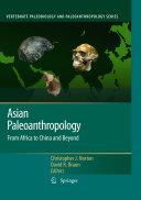 Asian Paleoanthropology