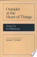 Outsider At The Heart Of Things Book PDF