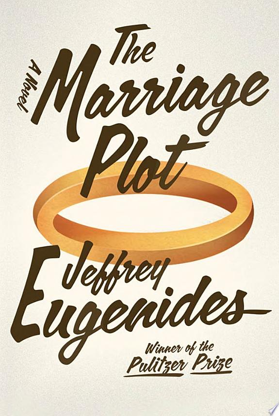 The Marriage Plot image