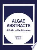 Algae Abstracts