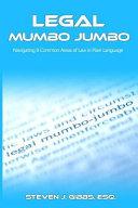 Legal Mumbo Jumbo