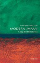 Modern Japan  A Very Short Introduction Book
