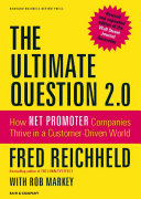 The Ultimate Question 2.0 (Revised and Expanded Edition) Pdf/ePub eBook