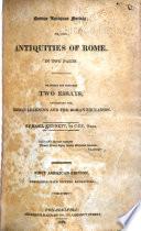 Rom Antiqu Notitia