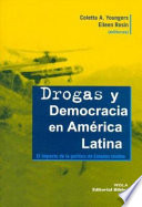 Drogas y democracia en América Latina
