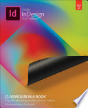 Adobe InDesign Classroom in a Book  2020 release