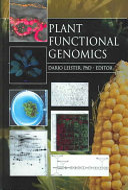 Plant Functional Genomics Book PDF