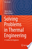 Solving Problems in Thermal Engineering