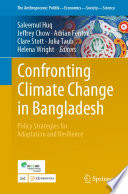 Confronting Climate Change in Bangladesh