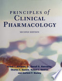 """Principles of Clinical Pharmacology"" by Arthur J. Atkinson, Jr., Darrell R. Abernethy, Charles E. Daniels, Robert Dedrick, Sanford P. Markey"