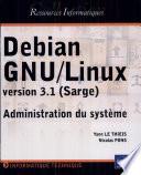 Debian GNU/Linux version 3.1 (Sarge)