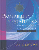 Probability and Statistics for Engineering and the Sciences  Enhanced Review Edition