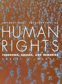 International Encyclopedia of Human Rights
