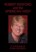 Robert Redford and the American West ebook