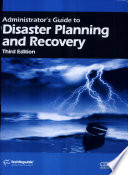 Disaster Planning and Recovery Pack Book