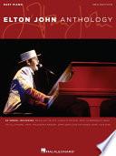 Elton John Anthology  Songbook