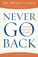 Never Go Back Pdf/ePub eBook
