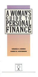 A woman s guide to personal finance