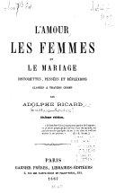 L'amour, les femmes et le mariage