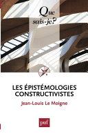 Les épistémologies constructivistes