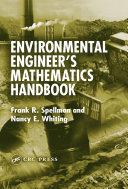 Environmental Engineer s Mathematics Handbook