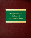 Doing Business on the Internet ebook