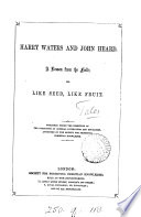 Harry Waters and John Heard