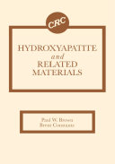 Hydroxyapatite and Related Materials