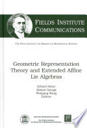 Geometric Representation Theory and Extended Affine Lie Algebras