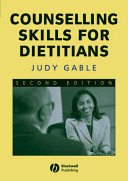 Cover of Counselling Skills for Dietitians
