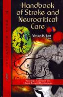 Handbook Of Stroke And Neurocritical Care Book PDF