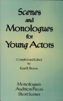 Pdf Scenes and Monologues for Young Actors
