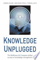 Knowledge Unplugged Book
