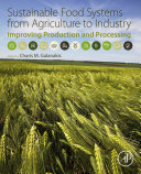 Pdf Sustainable Food Systems from Agriculture to Industry Telecharger