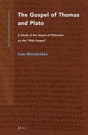 The Gospel of Thomas and Plato