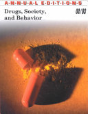 Drugs  Society   Behavior Book PDF
