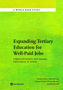 Expanding Tertiary Education for Well-Paid Jobs