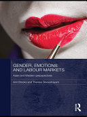 Gender  Emotions and Labour Markets   Asian and Western Perspectives