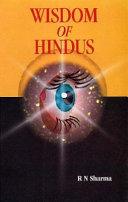 Wisdom of Hindus