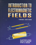 Introduction to Electromagnetic Fields Book