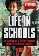 Pdf Life in Schools