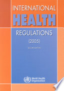 International Health Regulations  2005