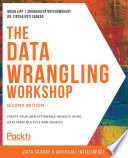 The Data Wrangling Workshop Book