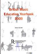 British Music Education Yearbook