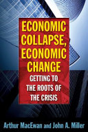 Economic Collapse, Economic Change Pdf/ePub eBook