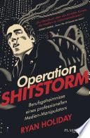 Operation Shitstorm