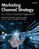 Cover of Marketing Channel Strategy